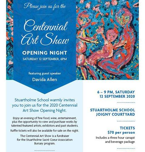 Stuartholme Art Show